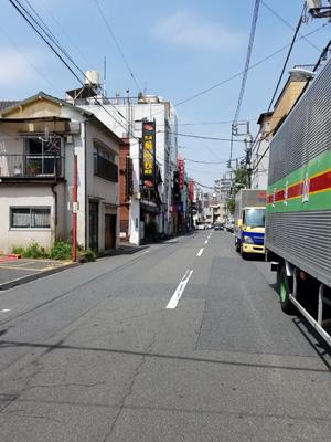 【店前通り】